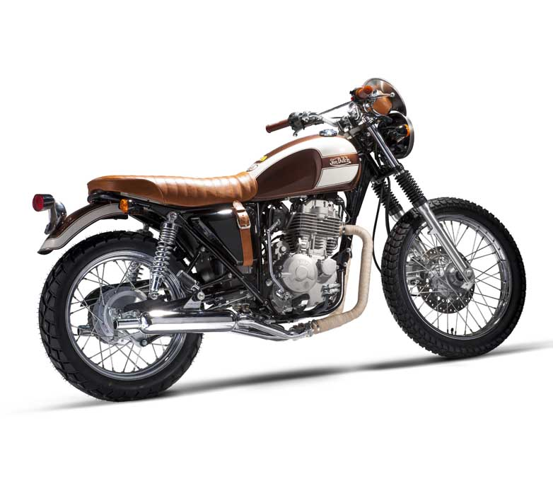 MASH Roadstar 400 Von Dutch