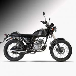 Mash Roadstar 50cc Black £1,899 + otr