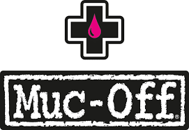 Muc Off Logo at Chas Mann Motorcycles