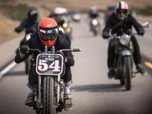 Bell Moto3 on the road at Chas Mann Superlight Centre