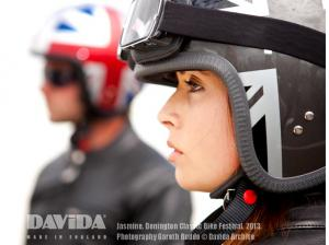 Davida at Donington