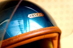 Hedon Epicurist helmet at Chas Mann Motorcycles