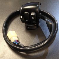 Handle bar switch - left hand (click on/off indicators) for Keeway Superlight 125