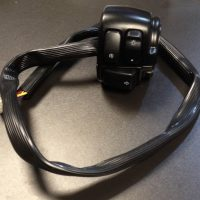 Handle bar switch - right hand (push on/off indicators) for Keeway Superlight 125