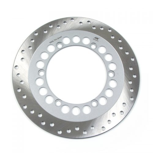 45033K3AP000_1 Front disc brake disc for Keeway Superlight 125 at Chas Mann Supelright Centre