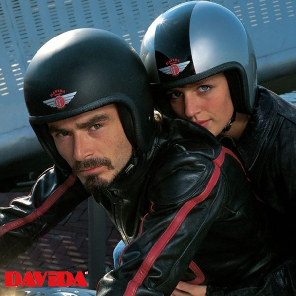 Davida Classic British Made Helmets