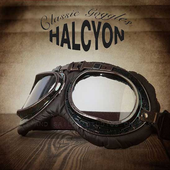 Halcyon Traditional Goggles
