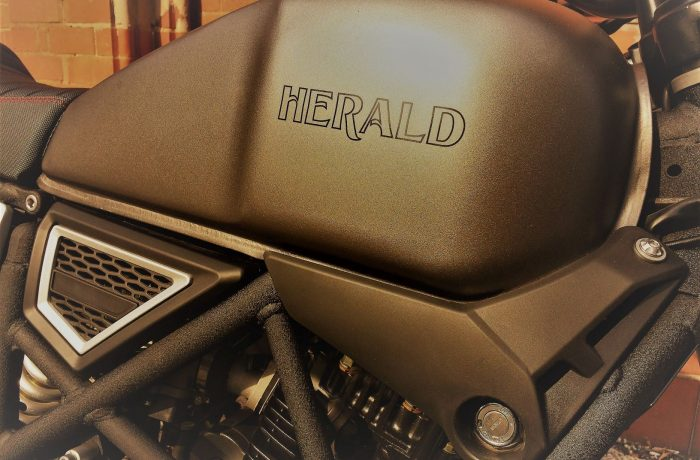 Herald Retro Motorcycles