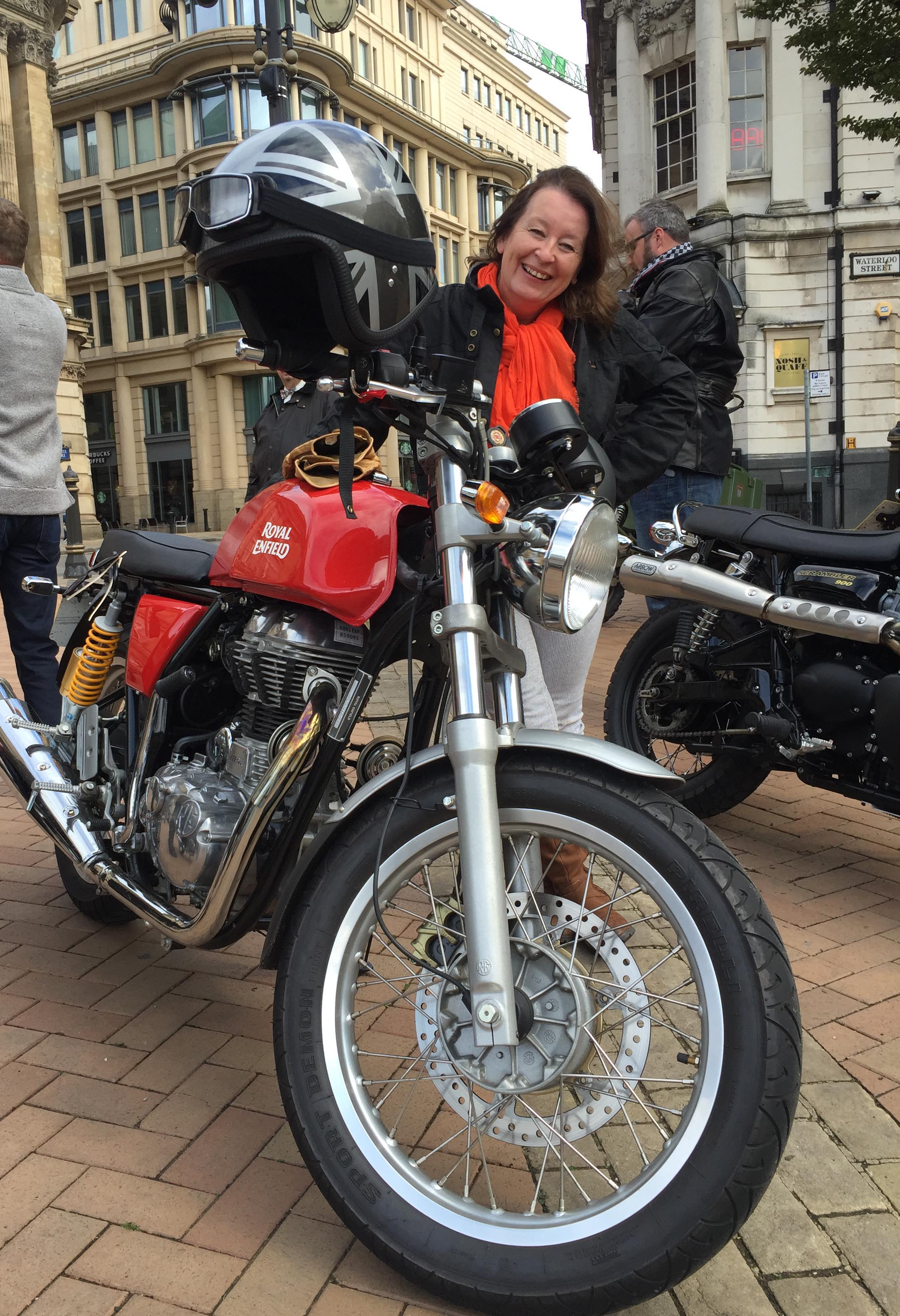 Distinguished Gentlemans Ride 2016 Birmingham