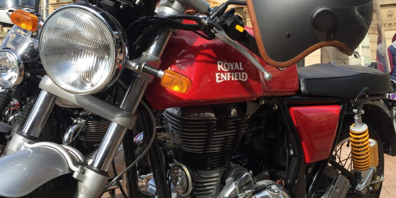 Royal Enfield Continental GT DRG