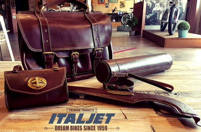 Italjet e-Bike Parts & Accessories