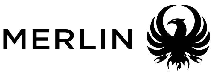 Merlin Heritage Bike Gear logo