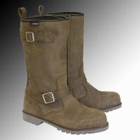Merlin Heritage Legacy motorcycle boot at Chas Mann motorcycles