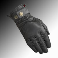 Merlin Heritage Levedale motorcycle glove Ladys at Chas Mann Motorcycles