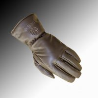 Merlin Heritage Stone gloves brown at Chas Mann