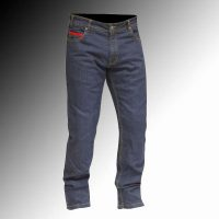 Merlin Route One Blake jeans blue at Chas Mann