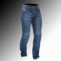 Merlin Route One Huntsman Lenox motorcycle Jeans at Chas Mann Motorcycles