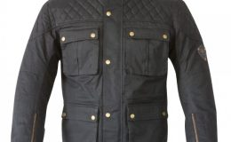 Merlin Heritage Wax Amp Leather Jackets