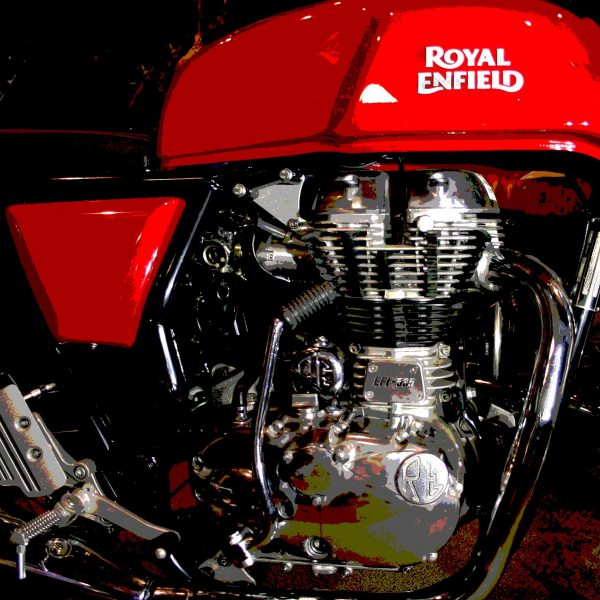 Royal Enfield Continental GT 500cc