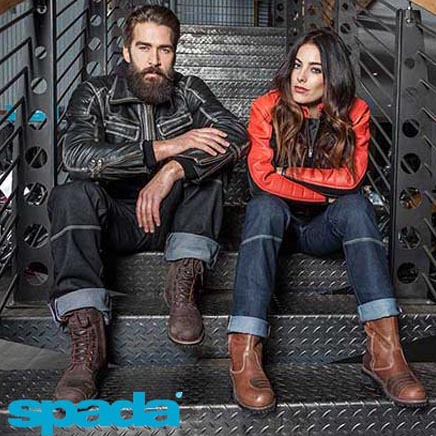 Spada Motorcycle Gear